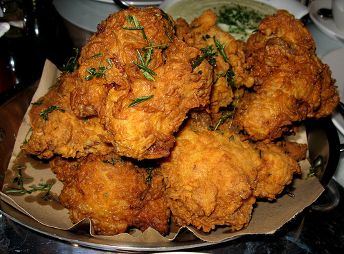 Beyond kfc southern fried chicken done right menuism for Table 52 buttermilk fried chicken recipe