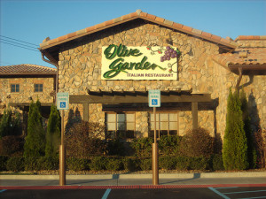 This week in food news no show tweets acts of kindness and more menuism dining blog for Does olive garden do reservations
