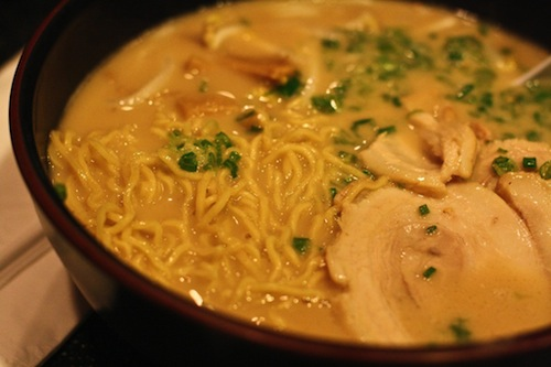 Daikokuya ramen. All photos by Bun Boy Eats LA