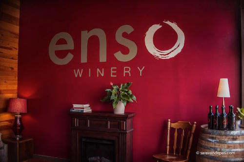 Photo courtesy of ENSO Winery