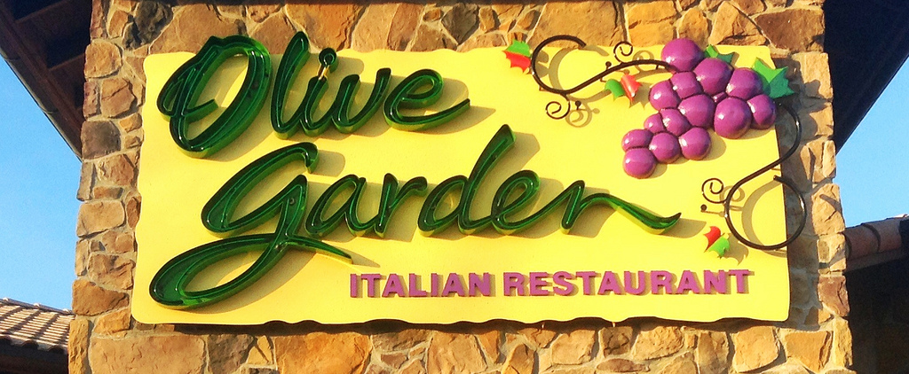 Menu For Olive Garden: Olive Garden Secret Menu