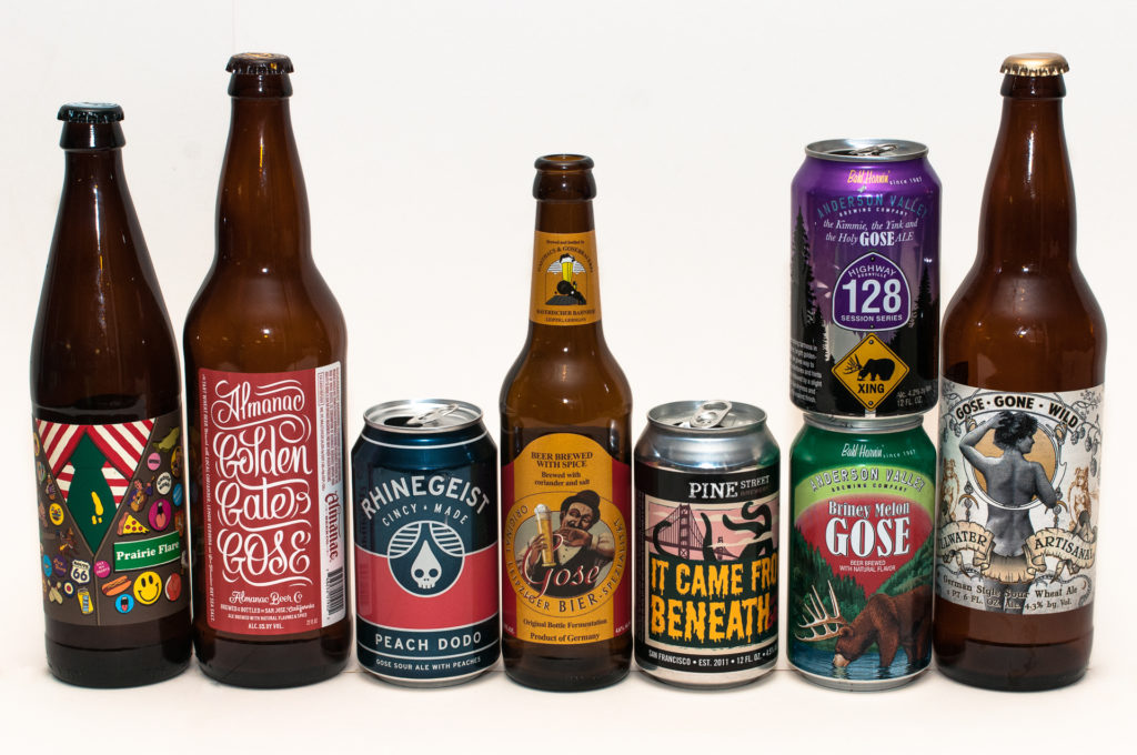 An Introduction To Gose Style Beers Menuism Dining Blog